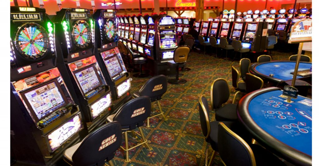 Playing on the web slot